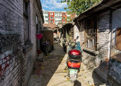 Hutong Alley in the CBD