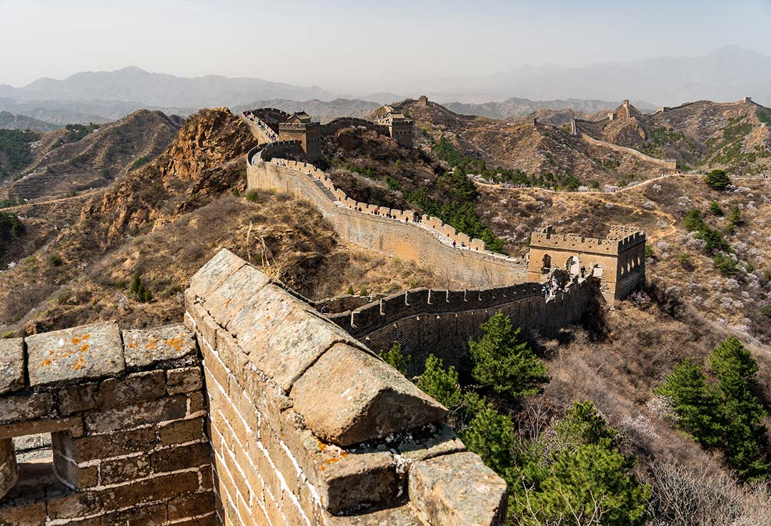 Great Wall, Jinshangling