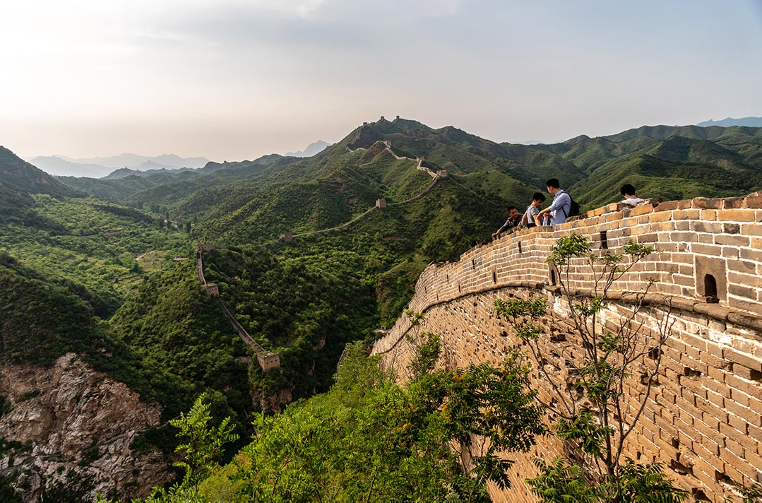 Great Wall of China, Simatai