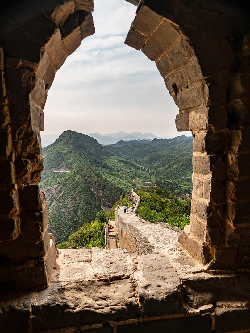 Guard Tower on the Great Wall, Simatai