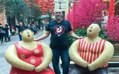 An American Expat in China